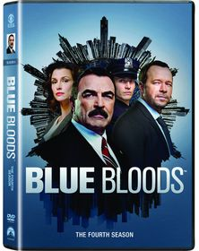 Blue Bloods Season 4 (DVD)