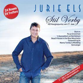 Jurie Els - Stil Verby (CD)