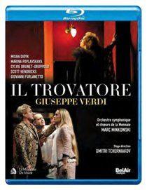 Il Trovatore: La Monnaie (Import Blu-ray)
