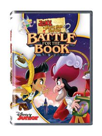 Jake & The Neverland Pirates: Battle For The Book (DVD)
