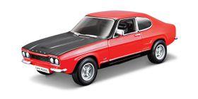 Bburago 1/32 Ford Capri RS2600 1972 - Street Classics - Red