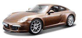 Bburago 1/24 Porsche 911 Carrera S - Brown