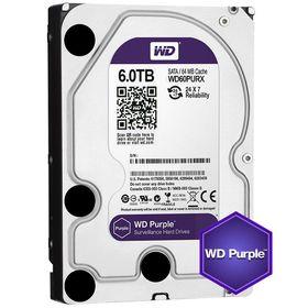 """WD Purple 6TB 3.5"""" SATA 6Gb/s Internal Hard Drive"""