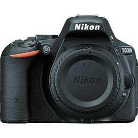 Nikon D5500 DSLR Body Only Black