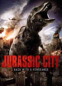 Jurassic City (Region 1 Import DVD)