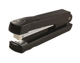 Rexel Aquarius Full Strip Metal Stapler - Black