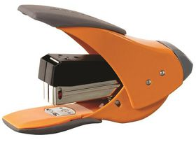 Rexel Easy Touch Compact Metal Stapler - Orange