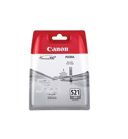 Canon CLI-521 Dye Ink Cartridge - Grey