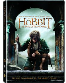 The Hobbit: Battle Of The Five Armies (DVD)