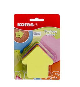 Kores Fantasy Arrow Notes - Neon Colours (250 Sheets)