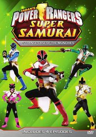 Power Rangers - The Strange Case of the Munchies (DVD)