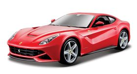 Bburago 1/24 Ferrari F12 Berlinetta - Red