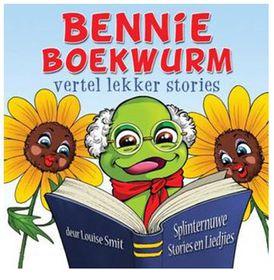 Children - Bennie Boekwurm Vertel Lekker Stories (CD)
