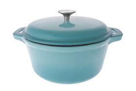 Eetrite - Round Casserole 26 cm - Turquoise