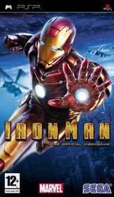 Iron Man (PSP) *END OF LINE