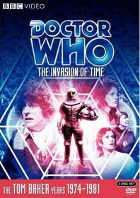 Doctor Who:Ep 97 Invasion of Time - (Region 1 Import DVD)