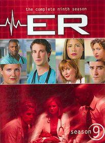 ER: Complete Ninth Season - (Region 1 Import DVD)