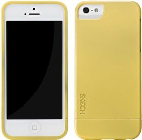 Skech Sugar Case for iPhone 5/5S - Yellow