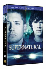 Supernatural Season 2 (DVD)