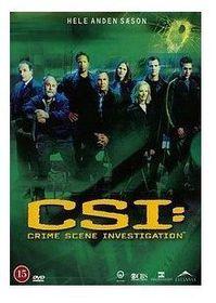 CSI Vegas: Crime Scene Investigation Complete Season 2 (DVD)