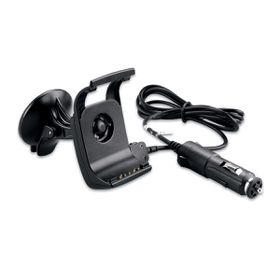 Garmin - Suction Cup Mount with Speaker