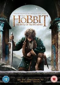 The Hobbit - The Battle Of The Five Armies (DVD)