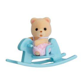 Sylvanian Family Baby Carry Case - Bear