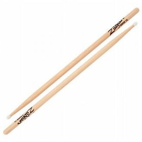 Zildjian Super 7a Nylon Tip - Natural Drumstick