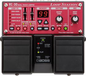 Boss RC-30 Loop Station Twin Effects Pedal