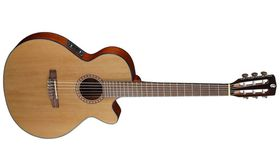 Cort CEC5 NAT Electric Classic With Cutaway, Solid Top - Natural