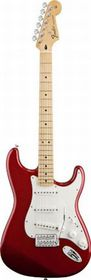 Fender Standard Stratocaster Electric Guitar - Candy Apple Red