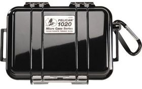 Pelican 1020 Micro Solid Case - Black