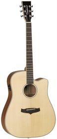 Tanglewood TW28 SLN CE Evolution Acoustic Electric Guitar - Natural