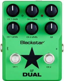 Blackstar LT Dual Distortion-Overdrive Guitar Effects Pedal