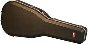Gator GC-JUMBO Deluxe ABS Molded Case for Jumbo Acoustic Guitar