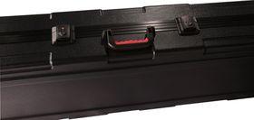 Gator GKPE-88-TSA ATA Molded PE Case for 88 Note Keyboard with Wheels