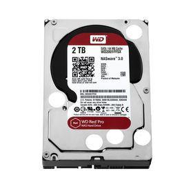 """WD Red Pro 3.5"""" Internal Hard Drive - 2TB"""