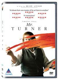 Mr Turner (DVD)