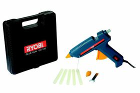 Ryobi - Glue Gun In Carry Case - 80 Watt