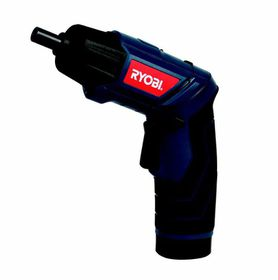 Ryobi - Screwdriver Kit 3.6V Li-Ion With Torch 1 Piece Driver Bit