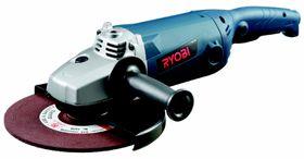 Ryobi - Angle Grinder 230Mm 2500 Watt 22Mm 6500 R/Min