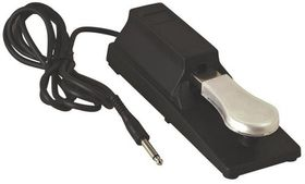 On Stage KSP100 Keyboard Piano-Style Sustain Pedal