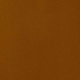 American Crafts Cardstock 12x12 Textured - Truffle