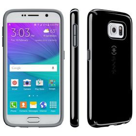 Speck Galaxy S6 Candyshell - Black/Gray