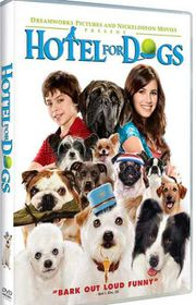 Hotel for Dogs (2009)(DVD)