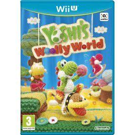 Wii U Yoshi's Woolly World