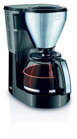 Melitta Easytop Filter Coffee Machine - Black & Silver