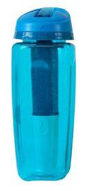 Coolgear 710ml Ez Freeze Pure Water Bottle - Blue