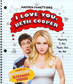 I Love You Beth Cooper - (Region A Import Blu-ray Disc)