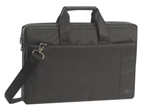 "RivaCase 8251 Laptop Bag 17"" - Grey"